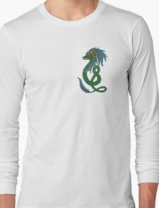 Quetzalcoatl Long Sleeve T-Shirt
