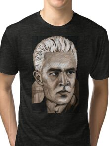 What's My Line, Part Two - Spike - BtVS Tri-blend T-Shirt