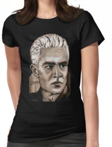 What's My Line, Part Two - Spike - BtVS Womens Fitted T-Shirt