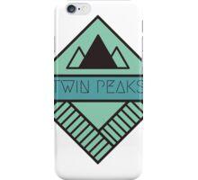 Twin Peaks iPhone Case/Skin