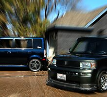 Scion Xb by Rachel Valley