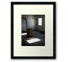 Interior & Furniture Design by... Framed Print