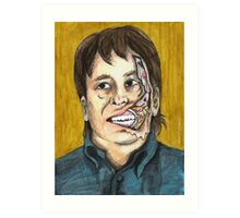 Ted - Robot Ted - BtVS Art Print