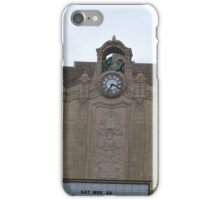Classic Architecture, Loews Jersey City Theater, Built 1929, Jersey City, New Jersey iPhone Case/Skin