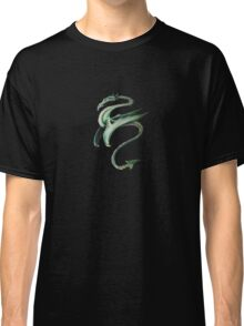 Chinese Dragon (color) Classic T-Shirt