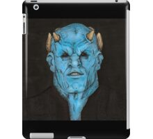 Surprise - The Judge - BtVS iPad Case/Skin
