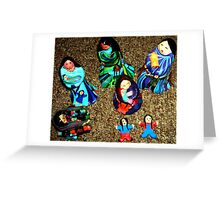 Story Tellers Greeting Card