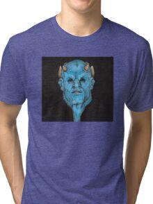 Surprise - The Judge - BtVS Tri-blend T-Shirt