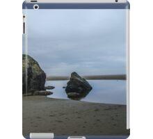 Rock water and sky iPad Case/Skin