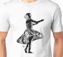 Hula Dancer 2 Unisex T-Shirt