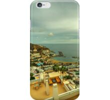 Puerto Rico from above  iPhone Case/Skin
