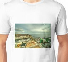 Puerto Rico from above  Unisex T-Shirt