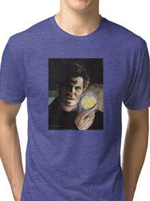 Passion - Angelus - BtVS Tri-blend T-Shirt