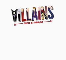 Villains Unisex T-Shirt