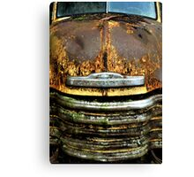 Call me Rusty Canvas Print