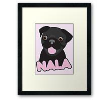 NALA Framed Print