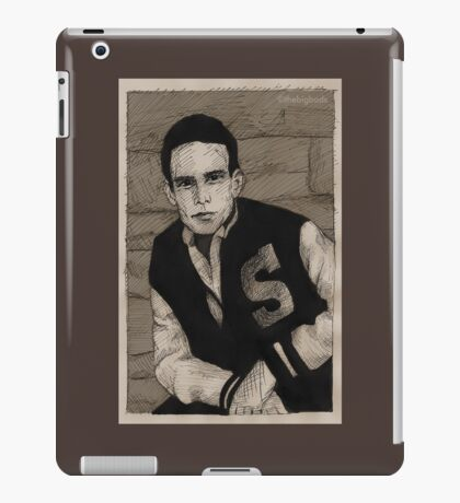I Only Have Eyes For You - James Stanley - BtVS iPad Case/Skin