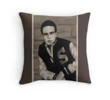 I Only Have Eyes For You - James Stanley - BtVS Throw Pillow