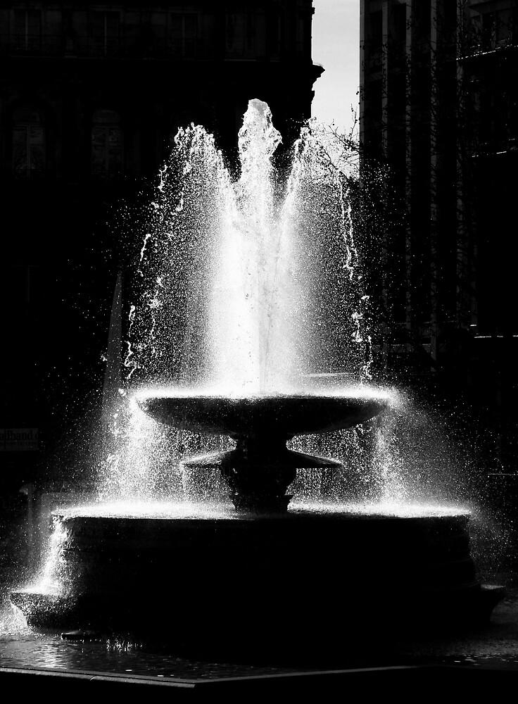 Fountain by Oli Johnson
