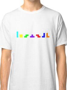 Tetrominos Classic T-Shirt