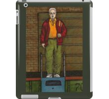 Go Fish - Coach Marin - BtVS iPad Case/Skin