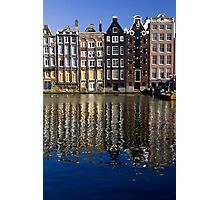 Amsterdam reflections Photographic Print