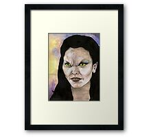 Becoming, Part One - Drusilla - BtVS Framed Print