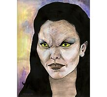Becoming, Part One - Drusilla - BtVS Photographic Print