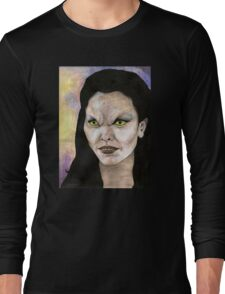 Becoming, Part One - Drusilla - BtVS Long Sleeve T-Shirt