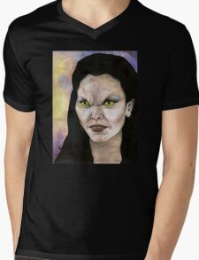 Becoming, Part One - Drusilla - BtVS Mens V-Neck T-Shirt