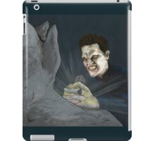 Becoming, Part Two - Angelus - BtVS iPad Case/Skin