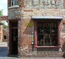 Ye Old Corner Shop by rodgeyrog