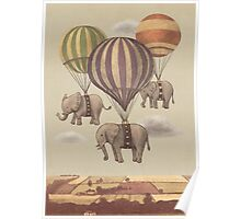 Flight of The Elephants  Poster
