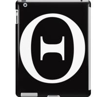 Theta.  iPad Case/Skin