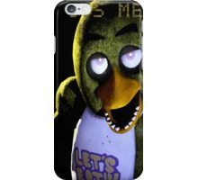 Chica Chicken - Phone Case V2 iPhone Case/Skin