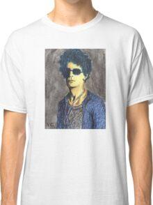 Lou Reed Portrait Classic T-Shirt