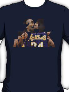 Kobe 24 Black Mamba Bryant T-Shirt