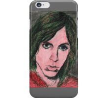 Iggy Pop Portrait iPhone Case/Skin