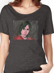 Iggy Pop Portrait Women's Relaxed Fit T-Shirt