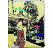 Miami Vice (GTA Style) iPad Case/Skin