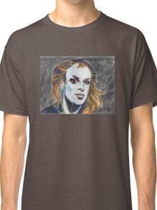 Brian Eno Portrait Classic T-Shirt