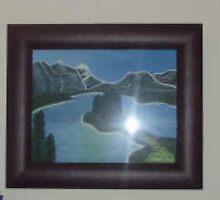 Spirit Island, Jasper National Park, Canada by Janet  Stead
