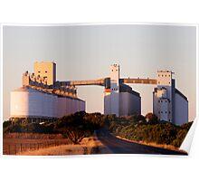 Grain Terminal Poster