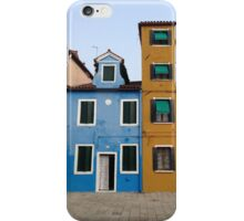 The Blue House iPhone Case/Skin