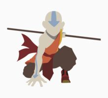 Aang - The Last Airbender  Kids Clothes