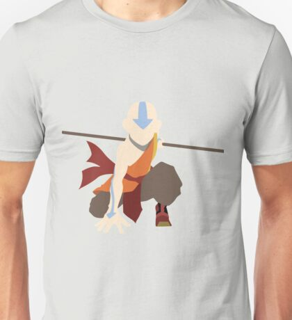 Aang - The Last Airbender  Unisex T-Shirt