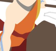 Aang - The Last Airbender  Sticker
