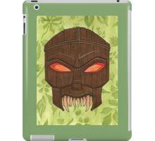 Dead Man's Party - The Ovu Mobani Mask - BtVS iPad Case/Skin