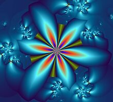 3D Flower by James Brotherton