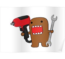 Mr. Mechanic Domo Poster